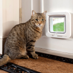 Sureflap Microchip Cat Flaps door